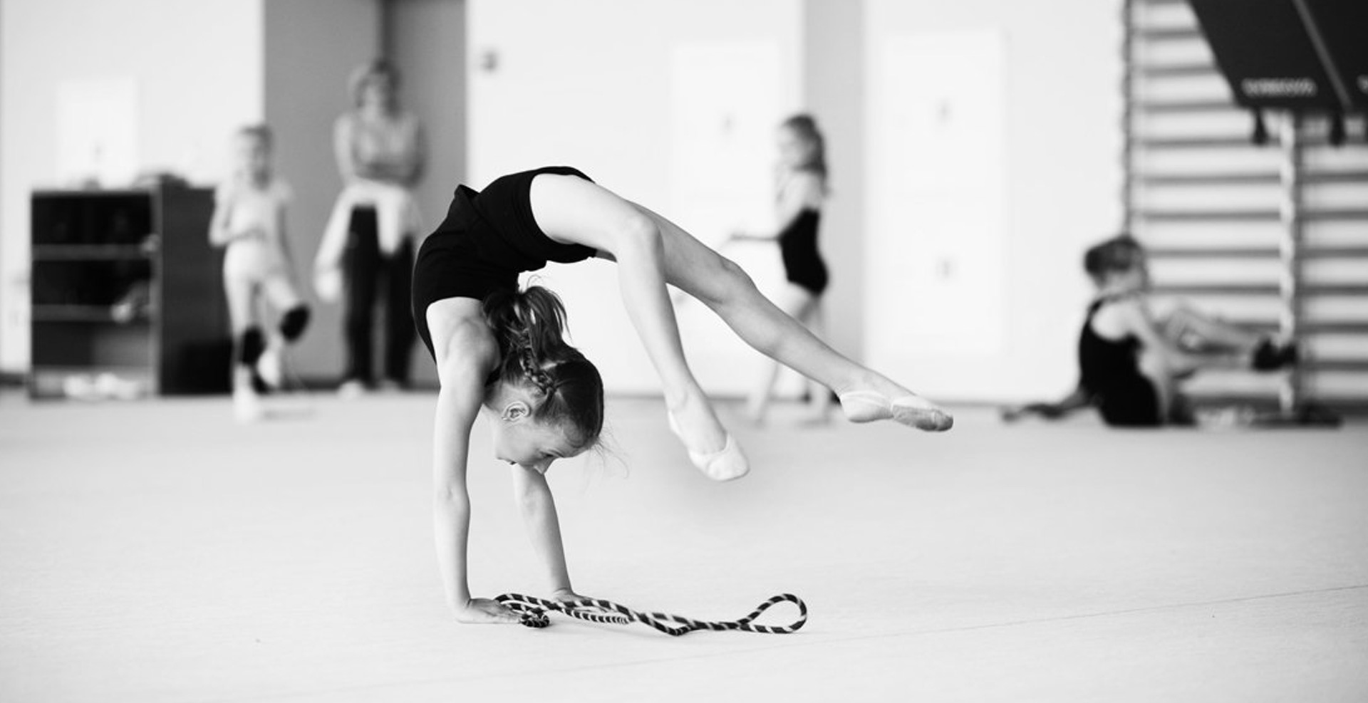 Художественная гимнастика • I Love Dance